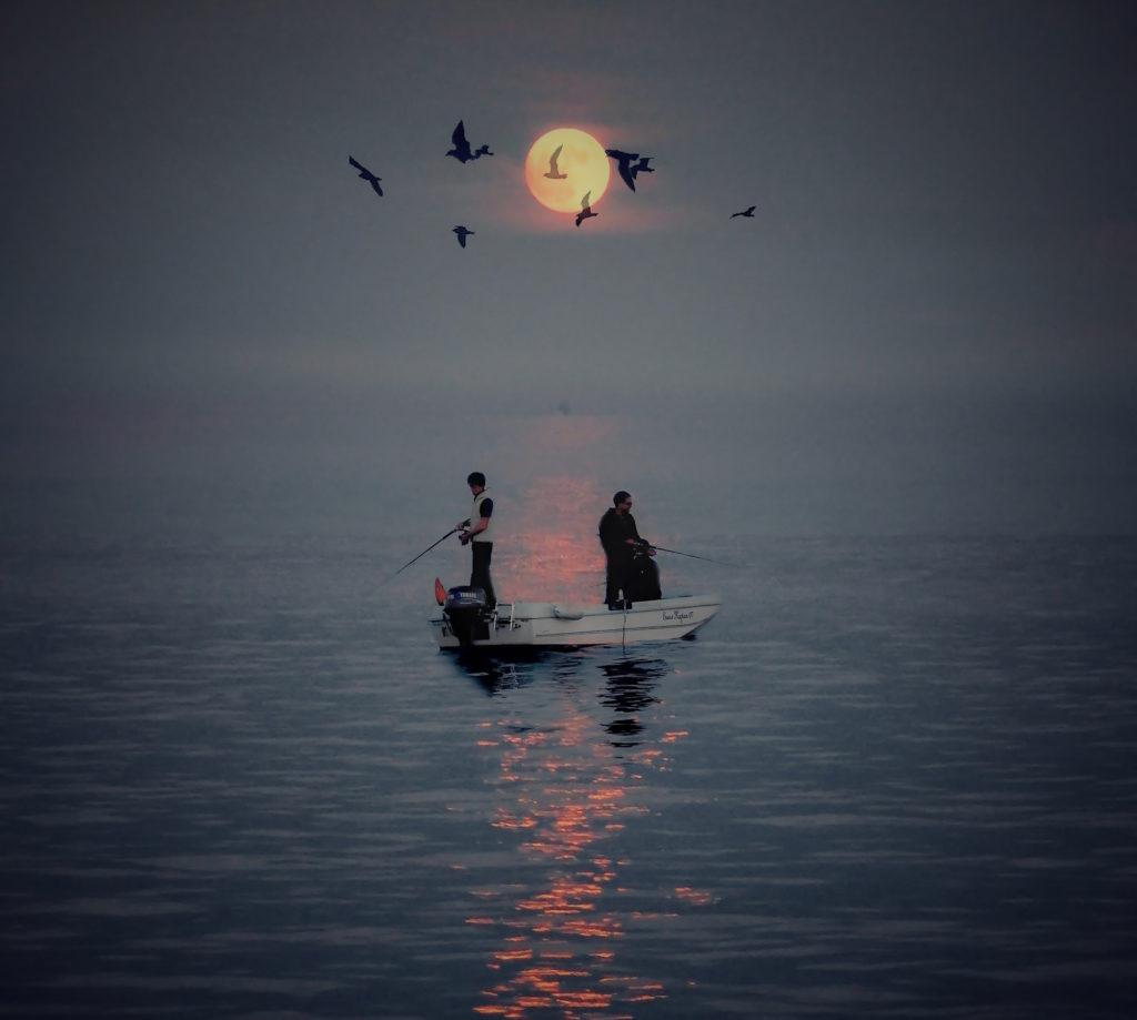 Antalya Balıkçı Limanı