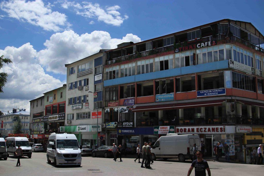 Tunceli Şehir Merkezi