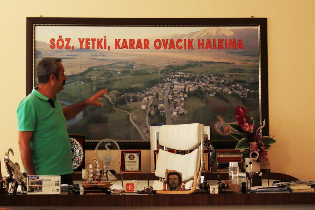 Ovacık Belediye Başkanı Fatih Mehmet Maçoğlu Munzur Nasıl Kurtarılırı Anlatıyor