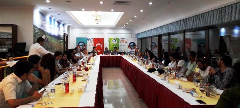 Tuncel Belediyesi Hoş Geldin Yemeği