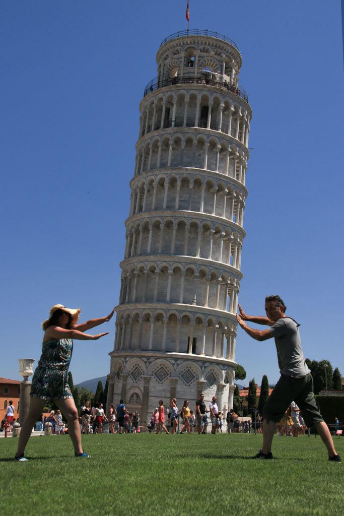 www.cekergezer.com ÇekerGezeR Hakan Aydın Mega Italya Pisa Kulesi