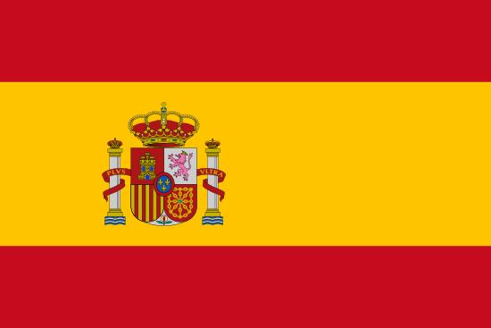 Barselona Madrid Turu Spain Flag