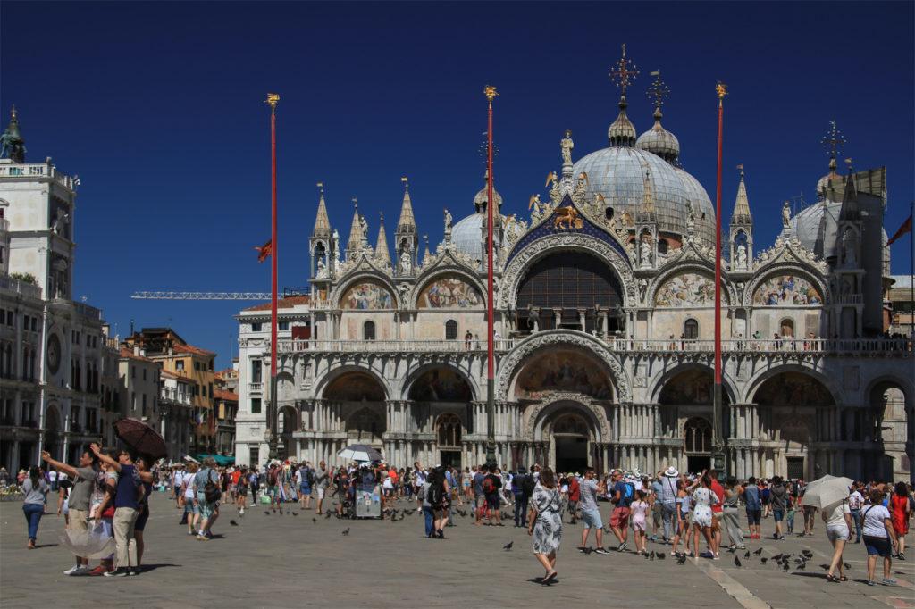 San Marco Meydanı, Venedik Mega Italya