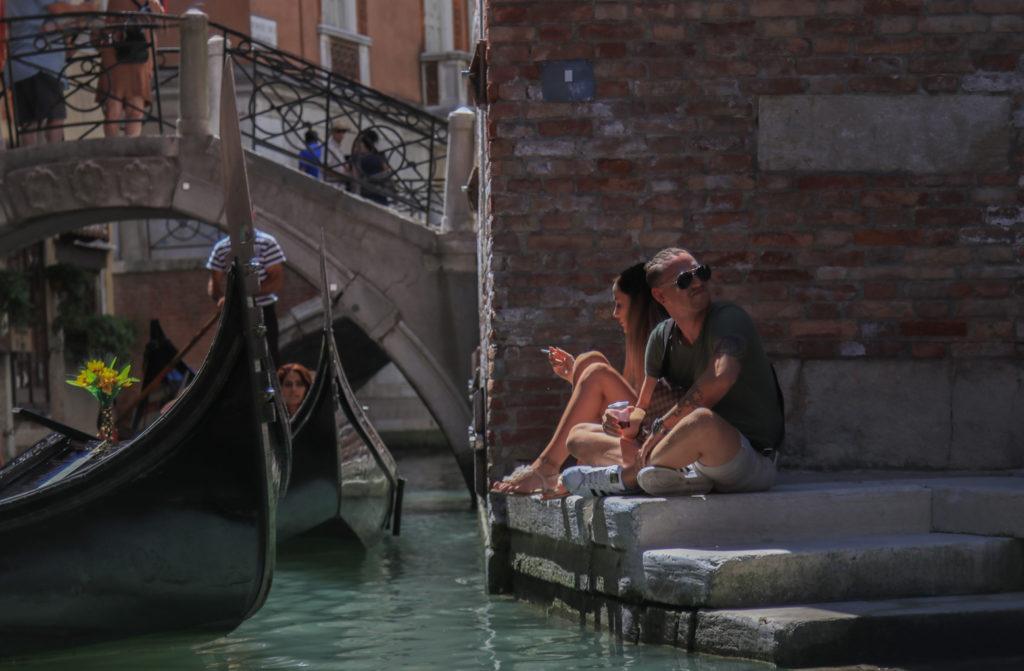 Mega Italya Venedik Kanal Romantizmi
