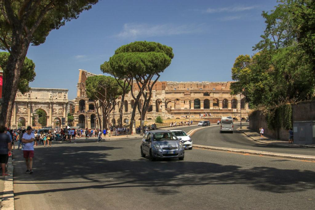 www.cekergezer.com ÇekerGezeR Hakan Aydın Mega İtalya Roma Kolezyum