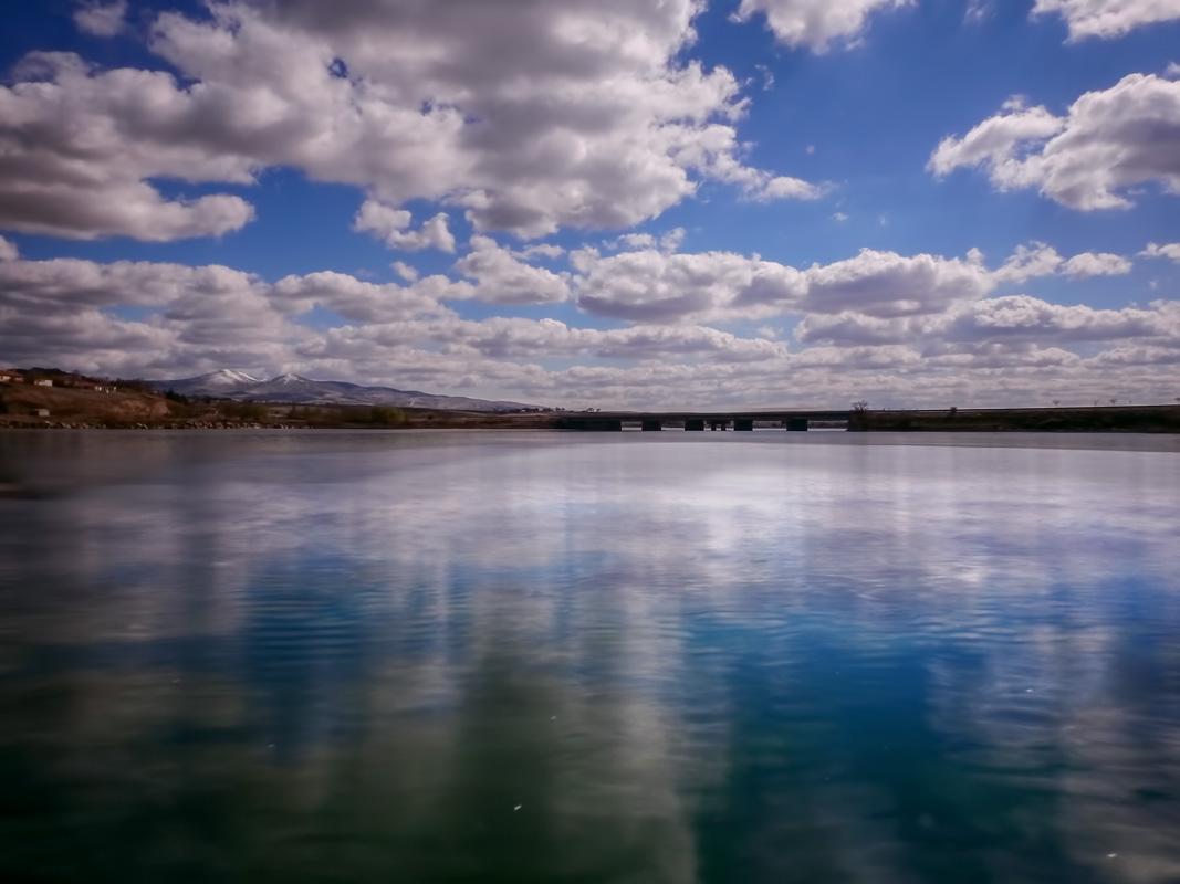 Çeşnigir Köprüsü Fotoğrafları, Kırıkkale - Turkey www.cekergezer.com Çekergezer Hakan Aydın