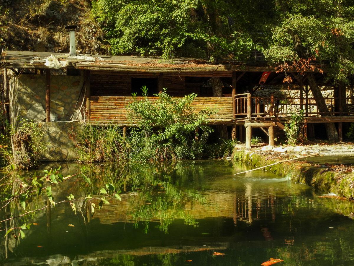 Uçansu Şelalesi www.cekergezer.com ÇekerGezeR Hakan Aydın Serik, Antalya - Turkey