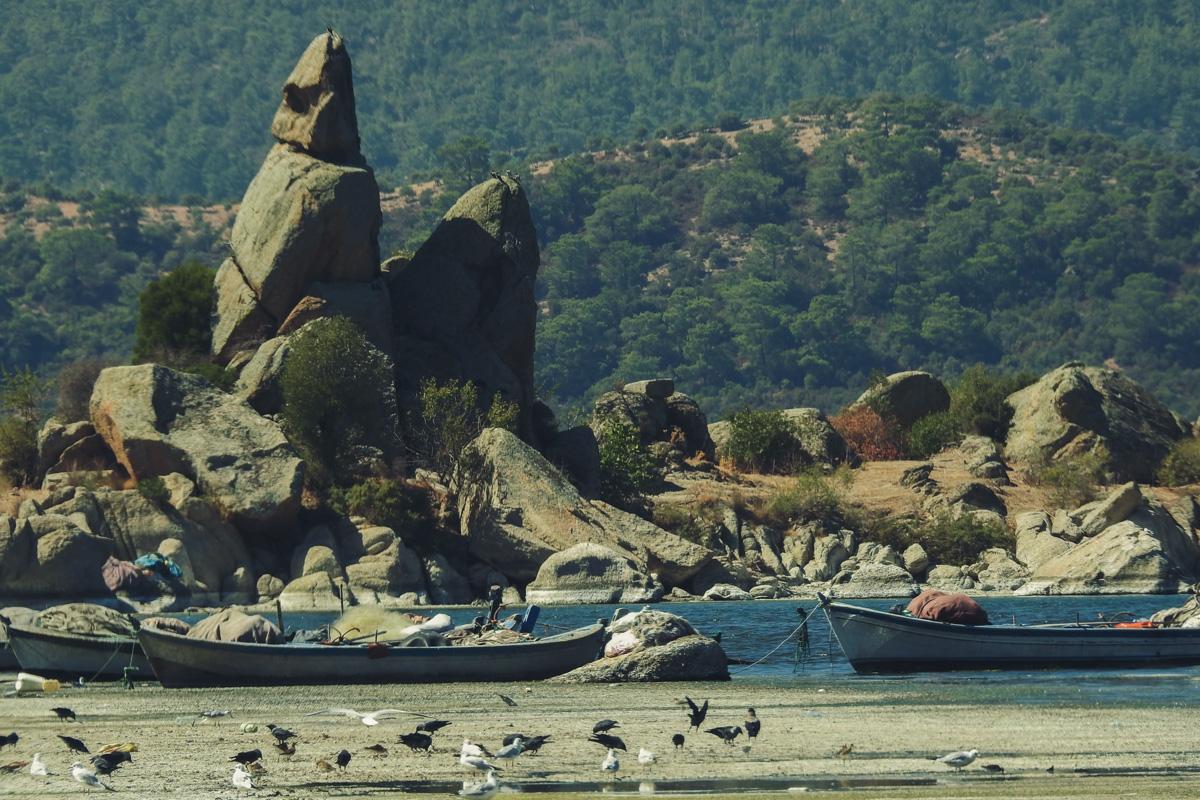 Bafa Gölü Fotoğrafları Muğla Türkiye Çekergezer Hakan Aydın www.cekergezer.com www.cekergezer.com