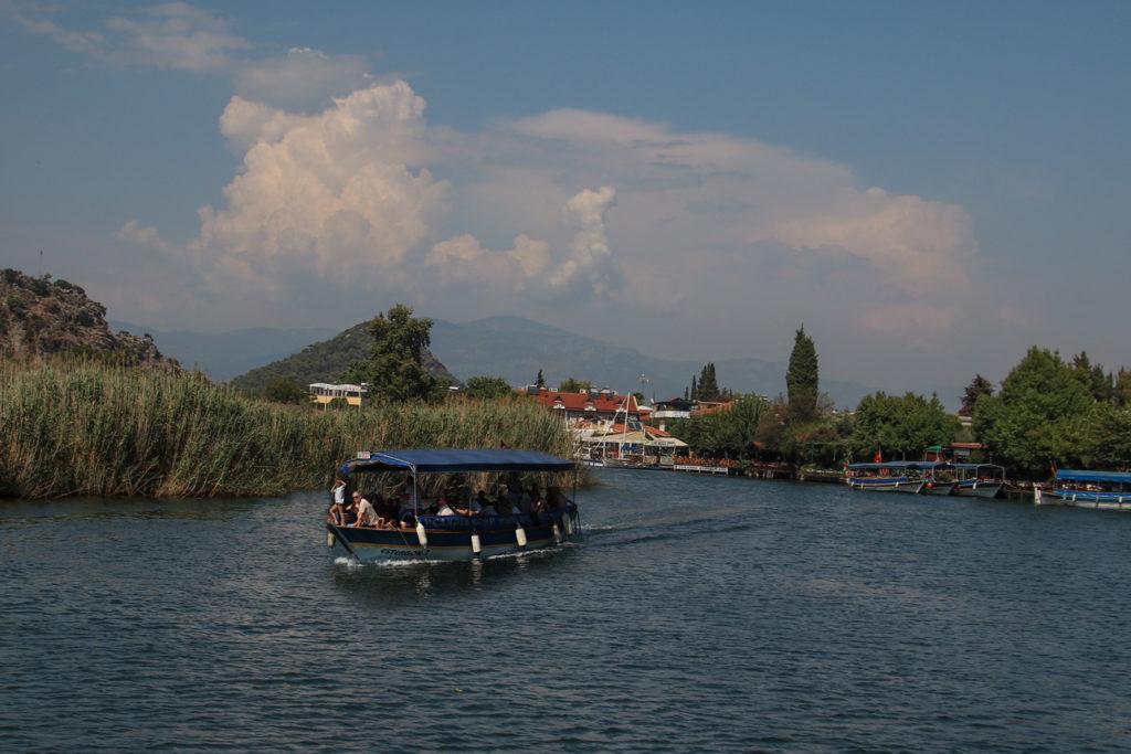 Dalyan Nehri Köyceğiz Muğla Türkiye Gezgin Fotoğrafçı Hakan Aydın www.hakanaydın.com.tr www.cekergezer.com