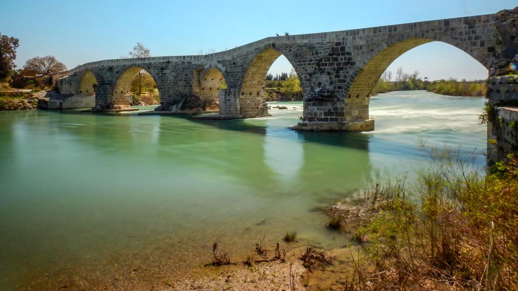 Aspendos Köprüsü Fotoğrafları Çekergezer Hakan Aydın Gezgin Fotoğrafçı www.hakanaydın.com.tr www.cekergezer.com