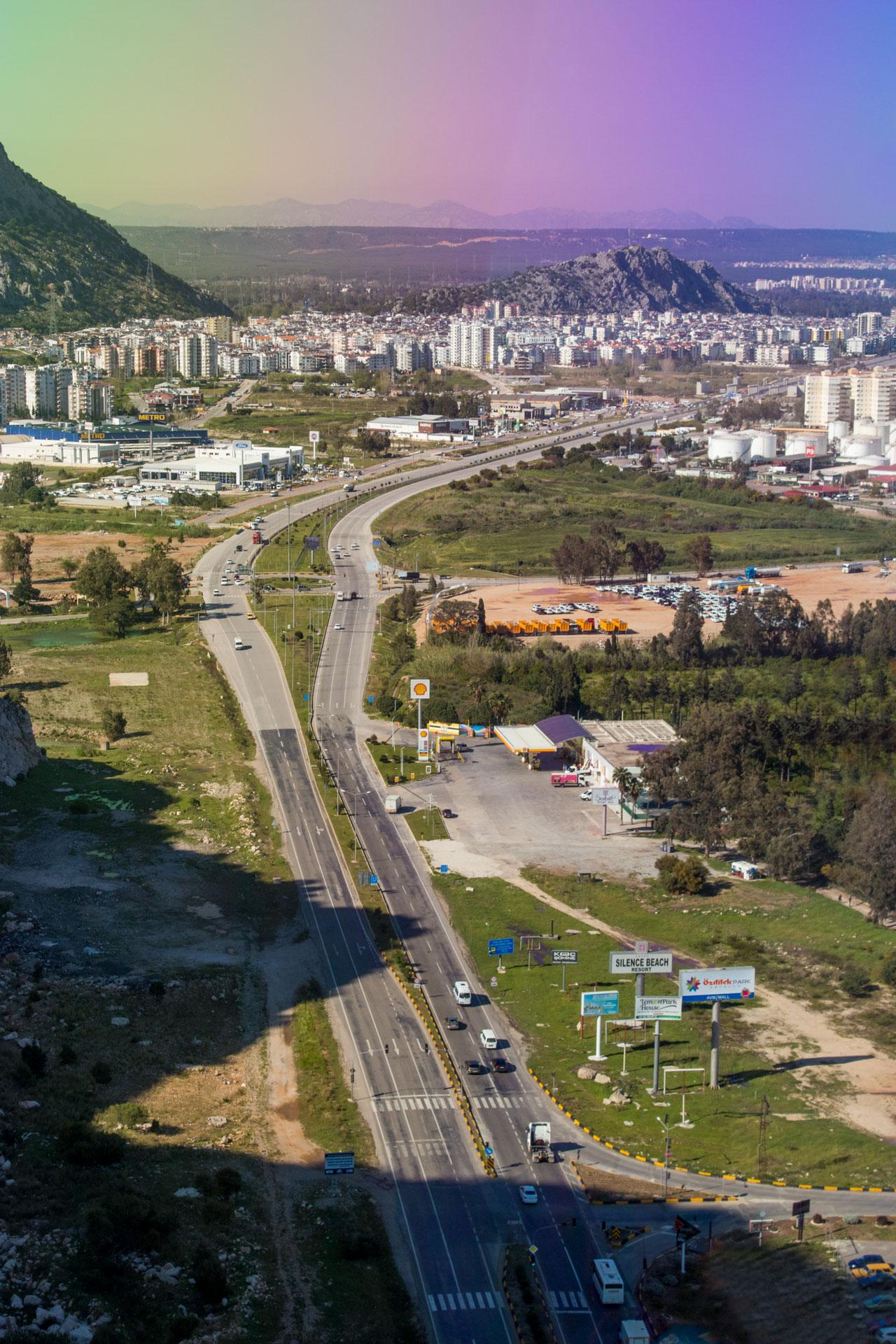Tünektepe Teleferik Antalya Kadınlar Plajı Konyaaltı Çekergezer Hakan Aydın www.cekergezer.com www.cekergezer.com