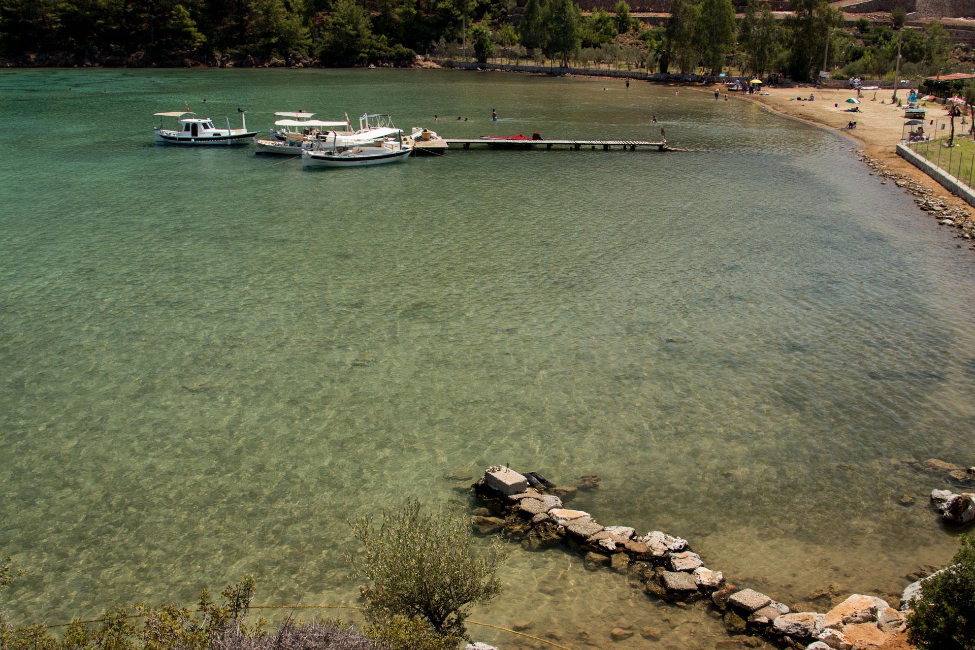 Sığ Liman Fotoğrafları Akkum Koyu Selimiye Marmaris Muğla Çekergezer Hakan Aydın Gezgin Fotoğrafçı www.cekergezer.com www.cekergezer.com