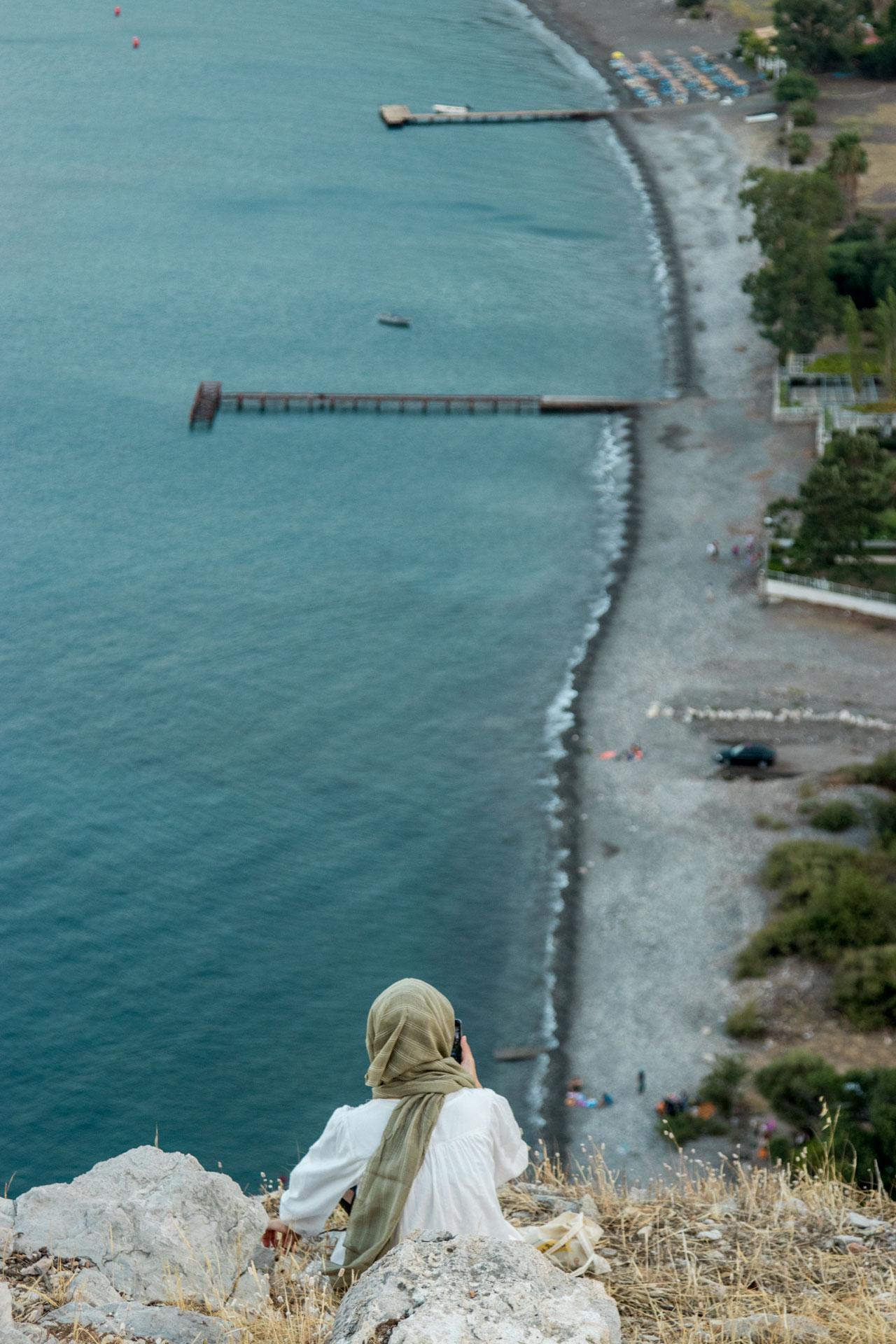 Kumlubük Koyu Marmaris Muğla Türkiye Gezgin Fotoğrafçı Çekergezer Hakan Aydın Fotoğrafları www.cekergezer.com