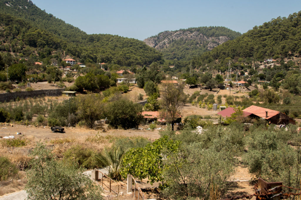 Bayır Köyü Marmaris Eski Yağhane Muğla Türkiye Çekergezer Hakan Aydın Fotoğrafları Gezgin Fotoğrafçı