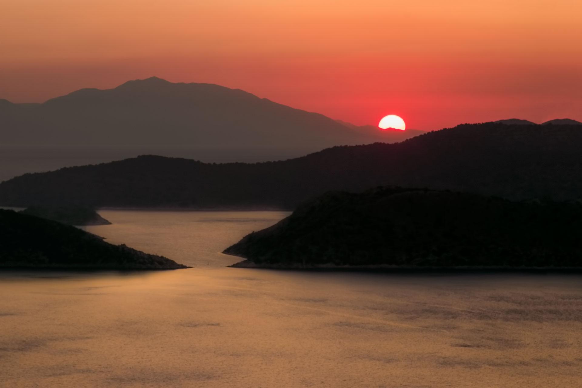 Söğüt Köyü Fotoğrafları Gün Batımı Marmaris Muğla Türkiye Çekergezer Hakan Aydın Fotoğrafları Gezgin Fotoğrafçı