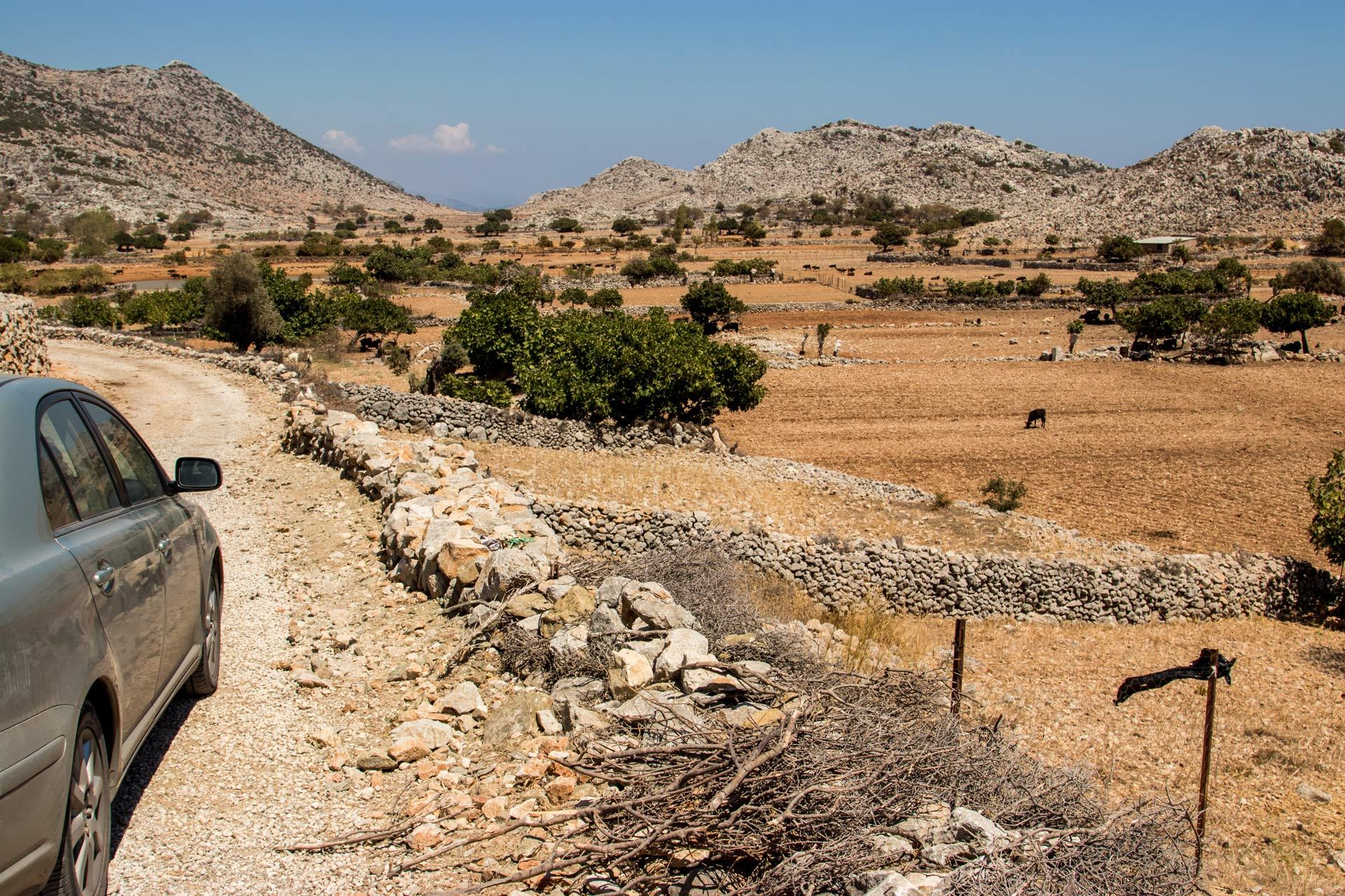 Taşlıca Köyü Marmaris Muğla Türkiye Çekergezer Hakan Aydın Gezgin Fotoğrafçı
