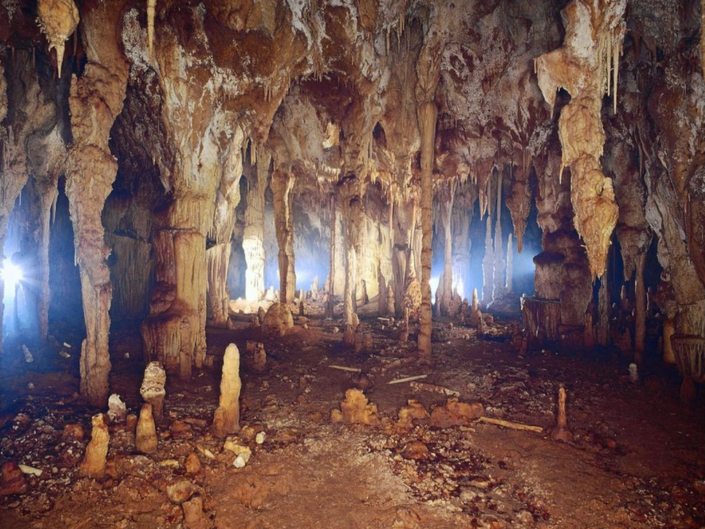 Alistrati Cave Alistrati Mağarası Serres Greece Yunanistan Çekergezer Hakan Aydın Fotoğrafları