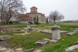 Yunanistan Gezi Rehberi Kavala Gezilecek Yerler Saint Lydia Kilisesi Çekergezer Hakan Aydın Fotoğrafları