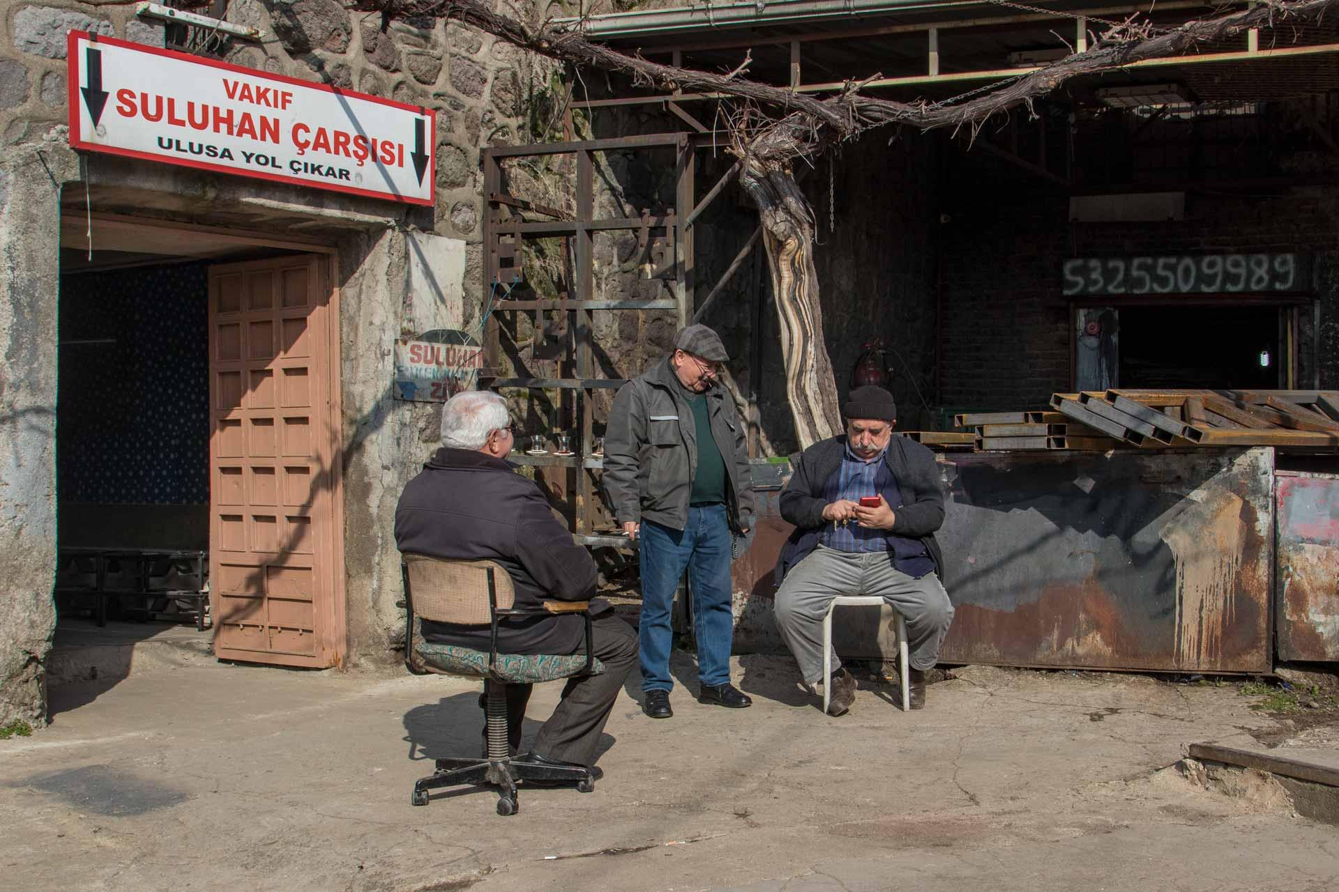 Suluhan Sohbetleri Ankara Fotoğrafları Ankara Sokakları Ankara Resimler Gezgin Fotoğrafçı Çekergezer Hakan Aydın