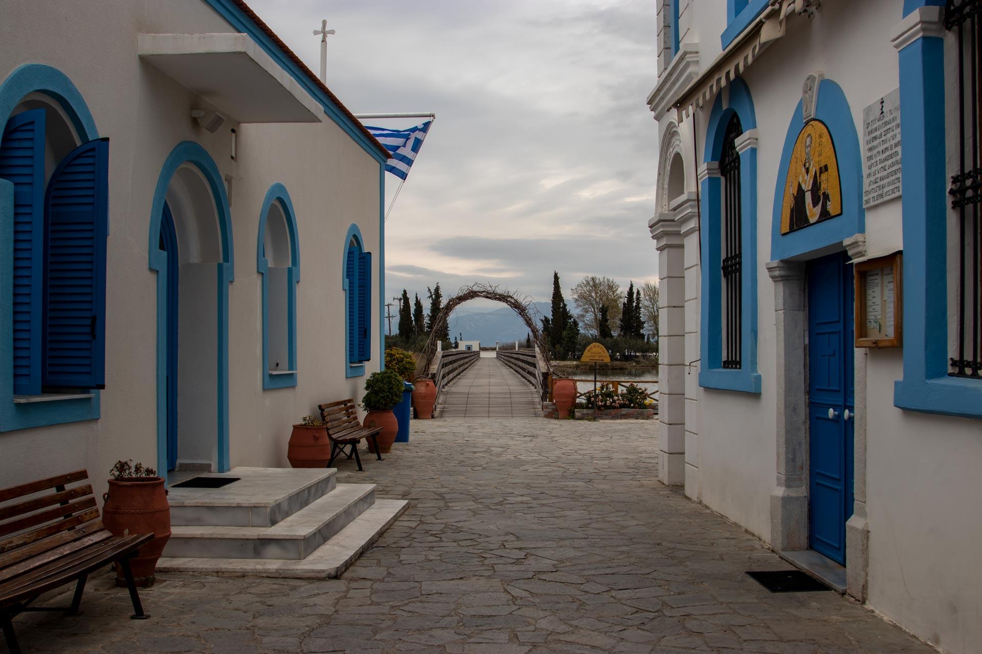 Agios Nikoloas Kilisesi