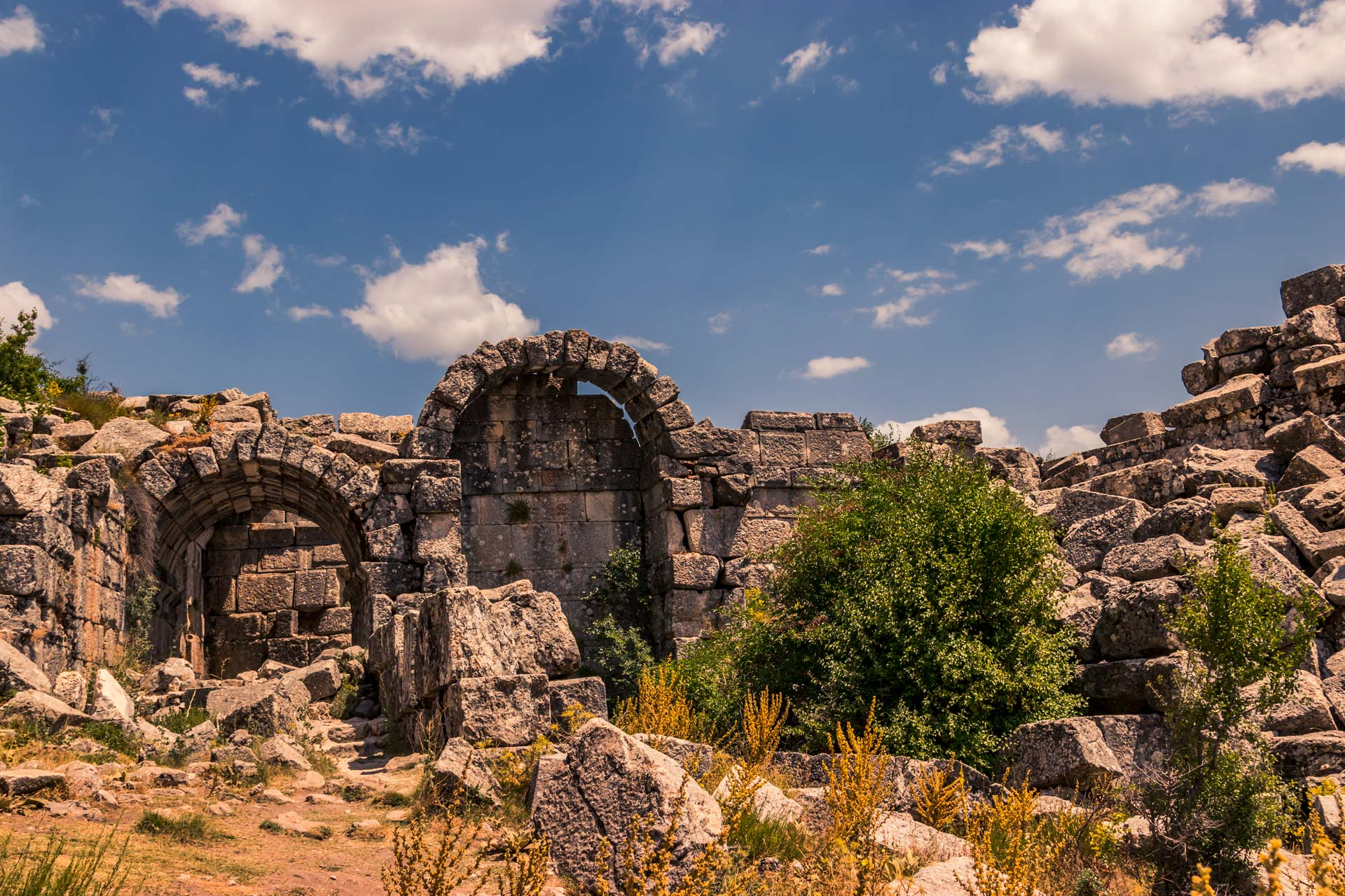 Sagalassos Antik Kenti Fotoğrafları Çekergezer Hakan Aydın Gezgin Fotoğrafçı Sagalassos Antik Kenti Resimleri