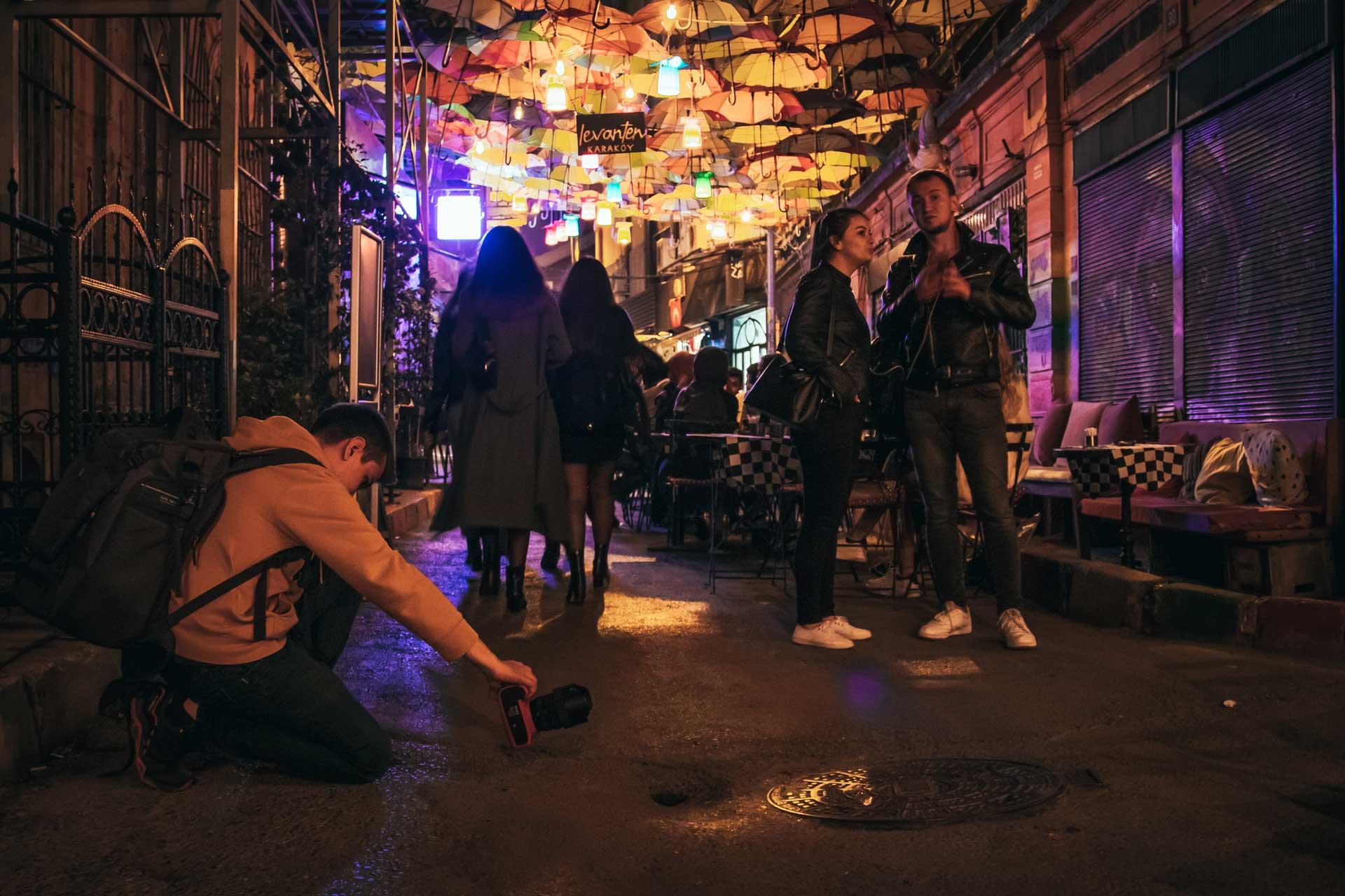 Karaköy Gece Fotoğrafları İstanbul Fotoğrafları Çekergezer Hakan Aydın Fotoğrafları www.cekergezer.com