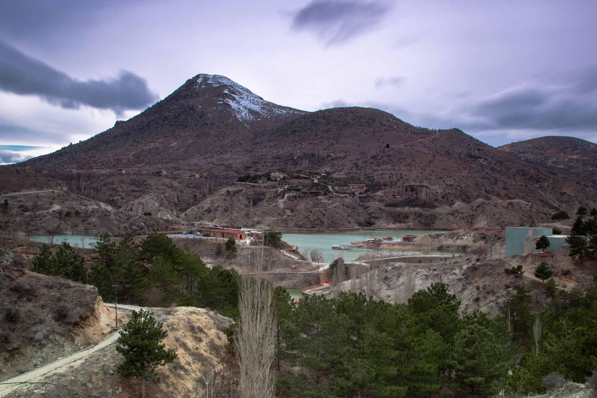 Sille Fotoğrafları Sille Barajı Sille Konya Gezilecek yerler Çekergezer Hakan Aydın Fotoğrafları