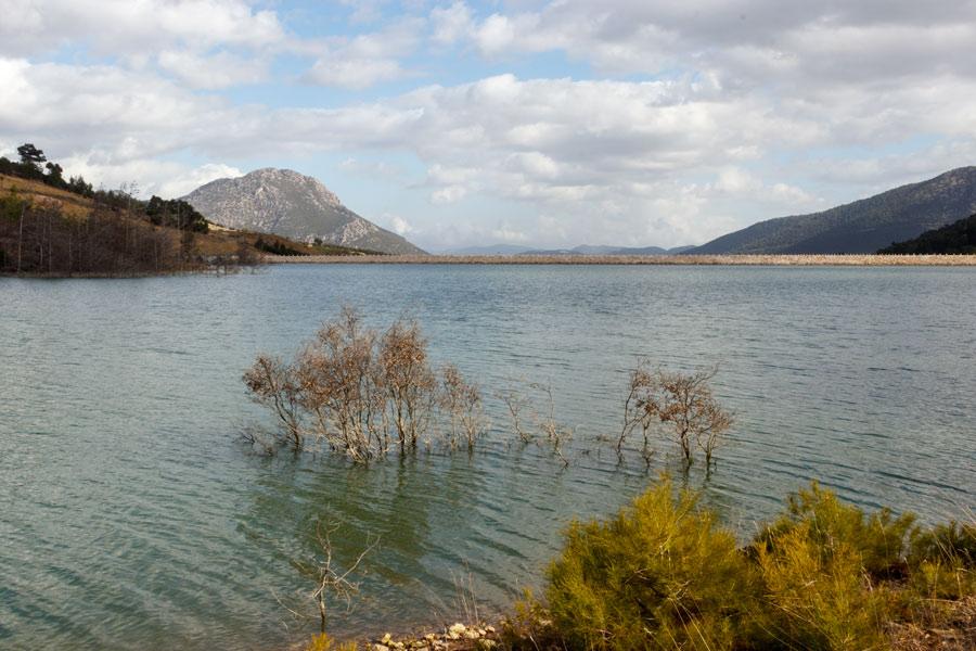 Bağsaray Barajı Çekergezer Hakan Aydın Fotoğrafları Gezgin Fotoğrafçı Bulut Uzun Pozlama