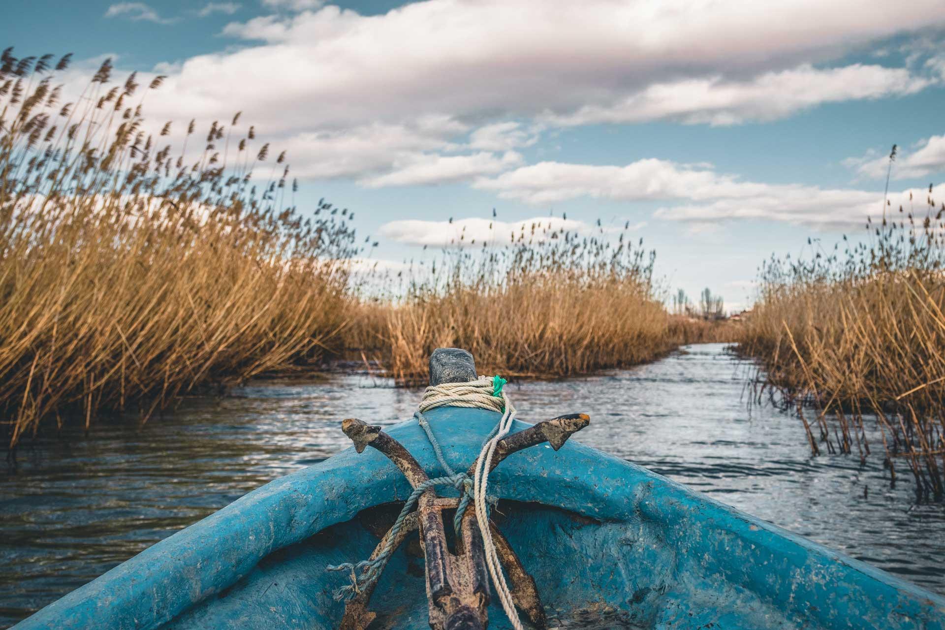 Beyşehir Gölü Fotoğrafları Tekne Gezisi Çekergezer Hakan Aydın Fotoğrafları