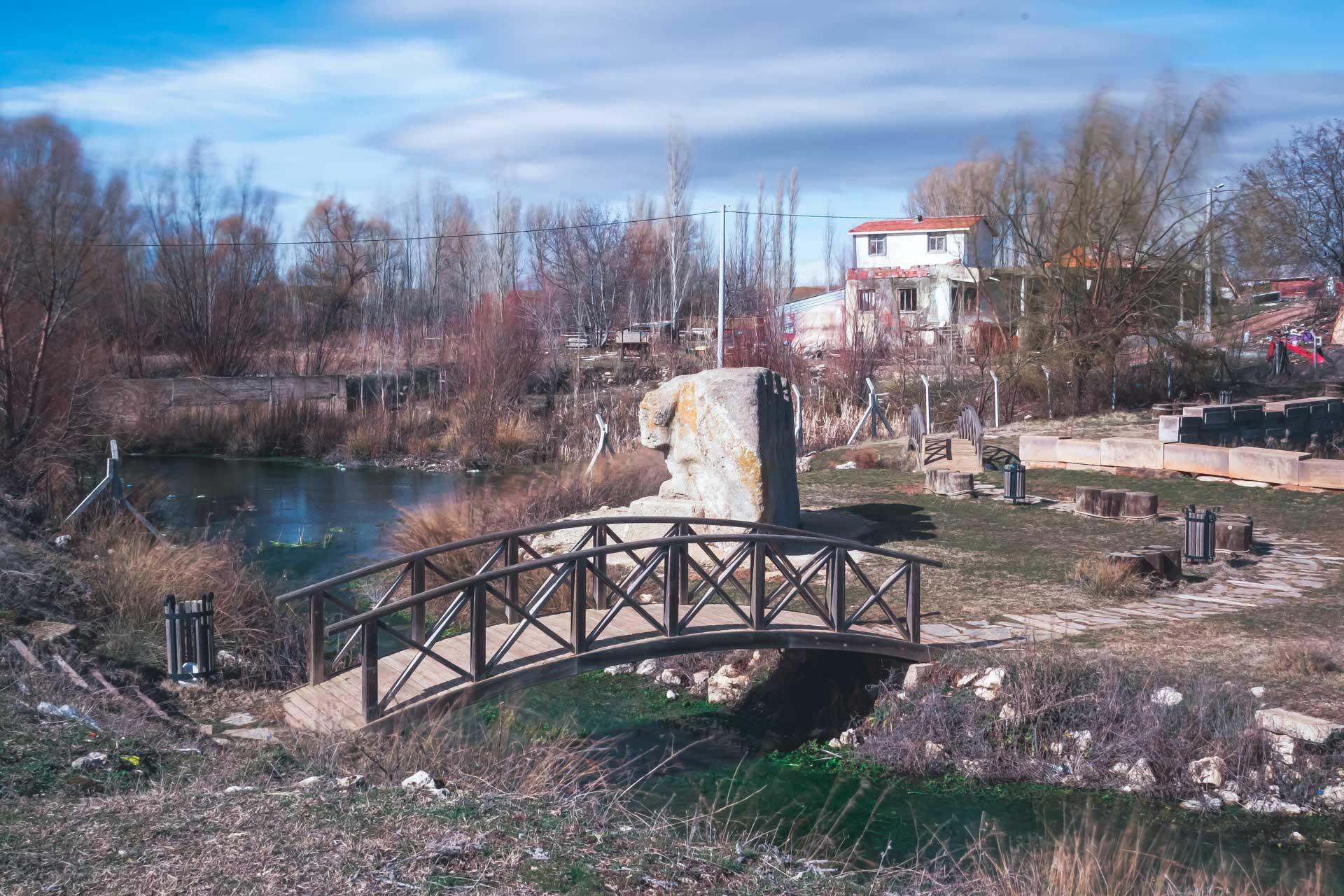 Eflatunpınarı Hitit Su Anıtı Beyşehir Gezilecek Yerler Konya Çekergezer Hakan Aydın Fotoğrafları Gezgin Fotoğrafçı