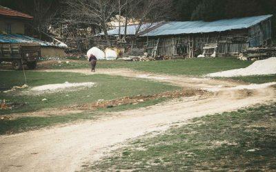 Burdur Aksu Köyü