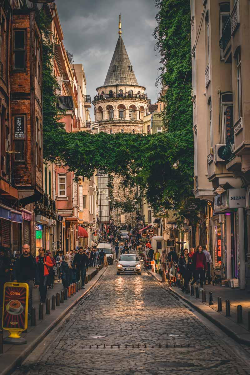 Galata Kulesi Fotoğrafları İstanbul Fotoğrafları Çekergezer Hakan Aydın Fotoğrafları Galata Kulesi